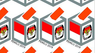 Sebagai negara demokrasi Indonesia melaksanakan pemilu untuk menentukan pejabat Tahapan Penyelenggaraan Pemilu Tahun 2019