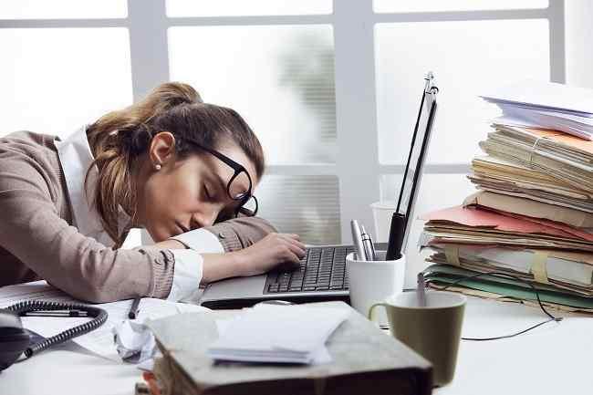 Ancaman Penyakit untuk Orang yang Bekerja Berlebihan