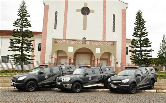 ROMU da Guarda Municipal de Ponta Grossa (PR) ganham reformulação visual