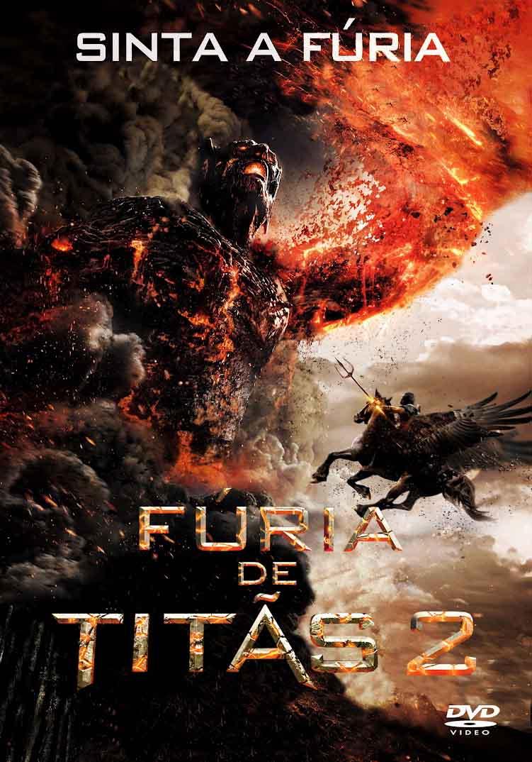 Fúria de Titãs 2 3D Torrent – Blu-ray Rip 1080p Dual Áudio (2012)