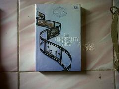 Novel The unreality show by clara NG