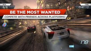 تنزيل لعبة need for speed most wanted للاندرويد