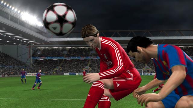 Pro Evolution Soccer 2010 (PES 10) PC Download Full Version Screenshot 1