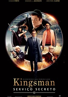 Kingsman: Serviço Secreto (2015) BluRay 720 | 1080p Dual Áudio – Download Torrent
