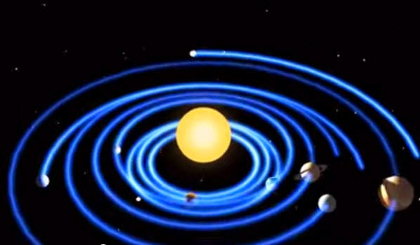 تحميل فيديو دوران الارض حول الشمس
