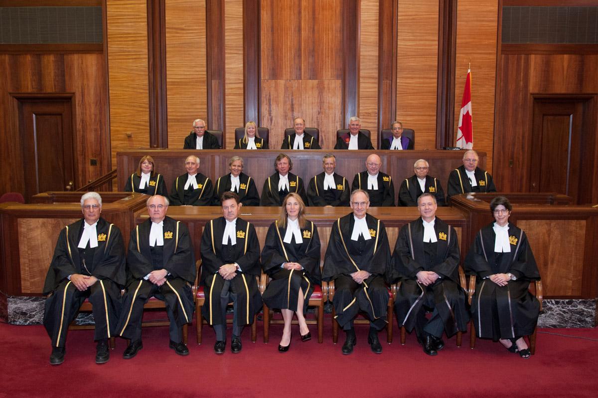 Judiciary | The Canada Guide