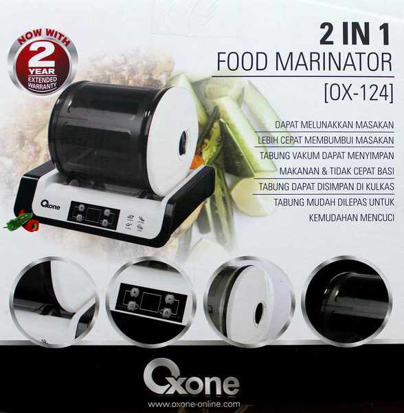 OX-124 Oxone 2in1 Food Marinator