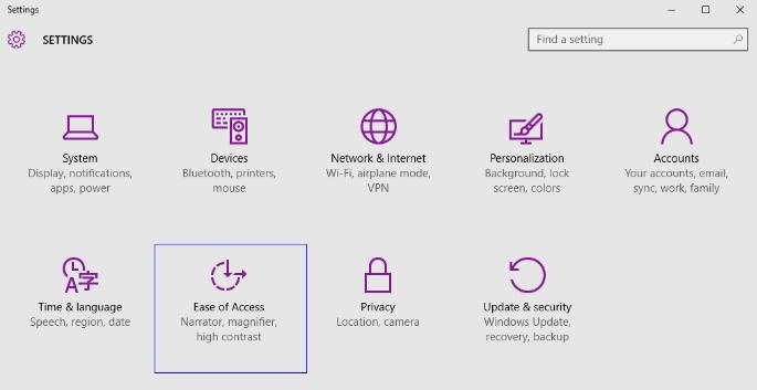 Cara Mudah Menghidupkan Indikator Bunyi Beep Pada Capslock Di Windows 10