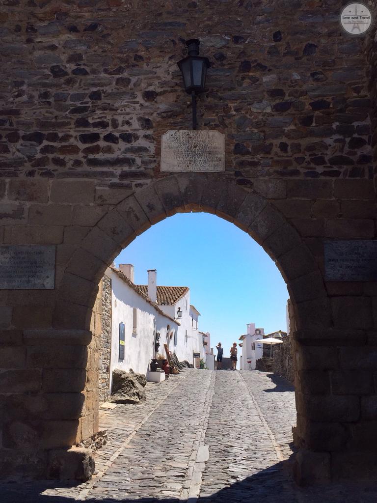 'Castelo de Monsaraz Portugal