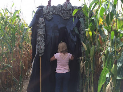 Scariest Haunted Houses, Hayrides, and Corn Mazes in Michigan
