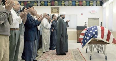 Muslim Funerals in America