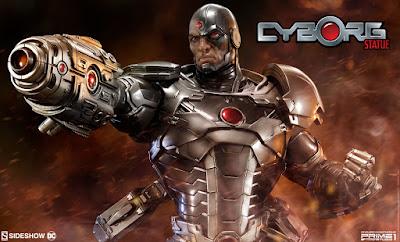 Cyborg de DC Comics - Prime 1 Studio