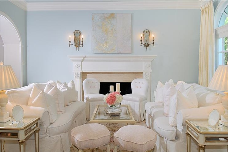 French Country Style: Romantic Home Decor - Forget the ...