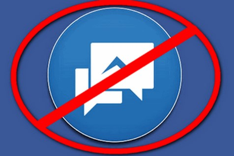 How to Unblock Facebook Messages