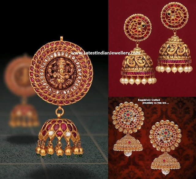 Classy Jhumkas Collection