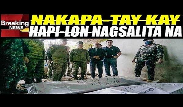 WATCH | NAGSALITA NA! SUNDAL0NG NAKA-DALI KAY lSNlL0N!