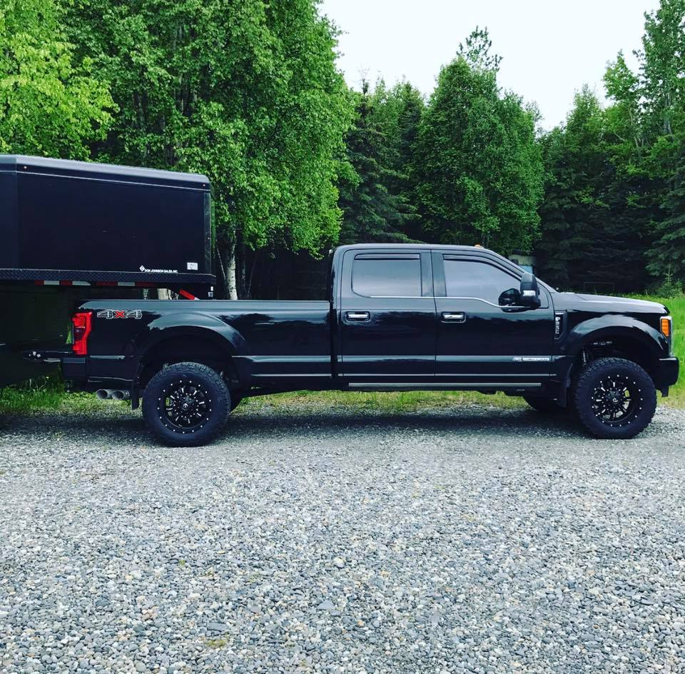 CJC Off Road Blog: Carli Suspension 2017+ Ford Super Duty