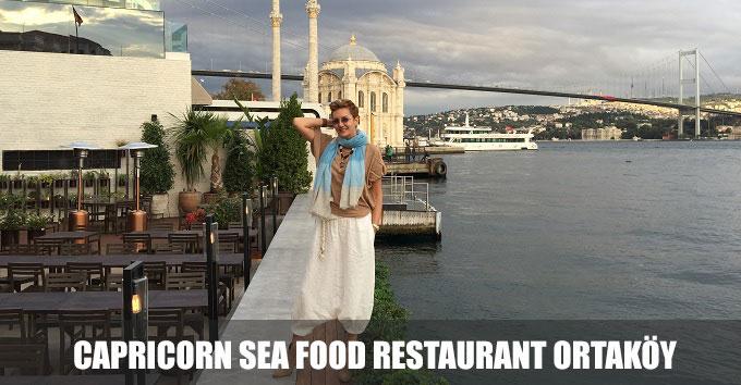Capricorn Ortaköy Sea Food Restaurant