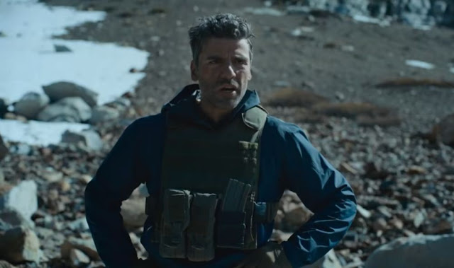 oscar izec in triple frontier