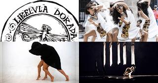 Festival de Danza Contemporánea de la Libélula Dorada No. 18