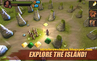 Lost Island 3D Survival Android
