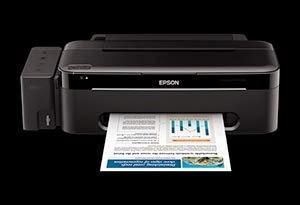epson l100 printer ink pad resetter no power problem