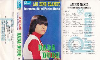 adi bing slamet album dada-dudu http://www.sampulkasetanak.blogspot.co.id