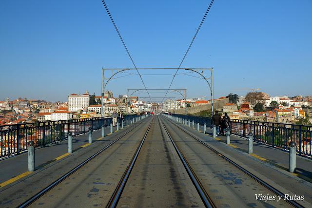 Puente Don Luis I, Oporto