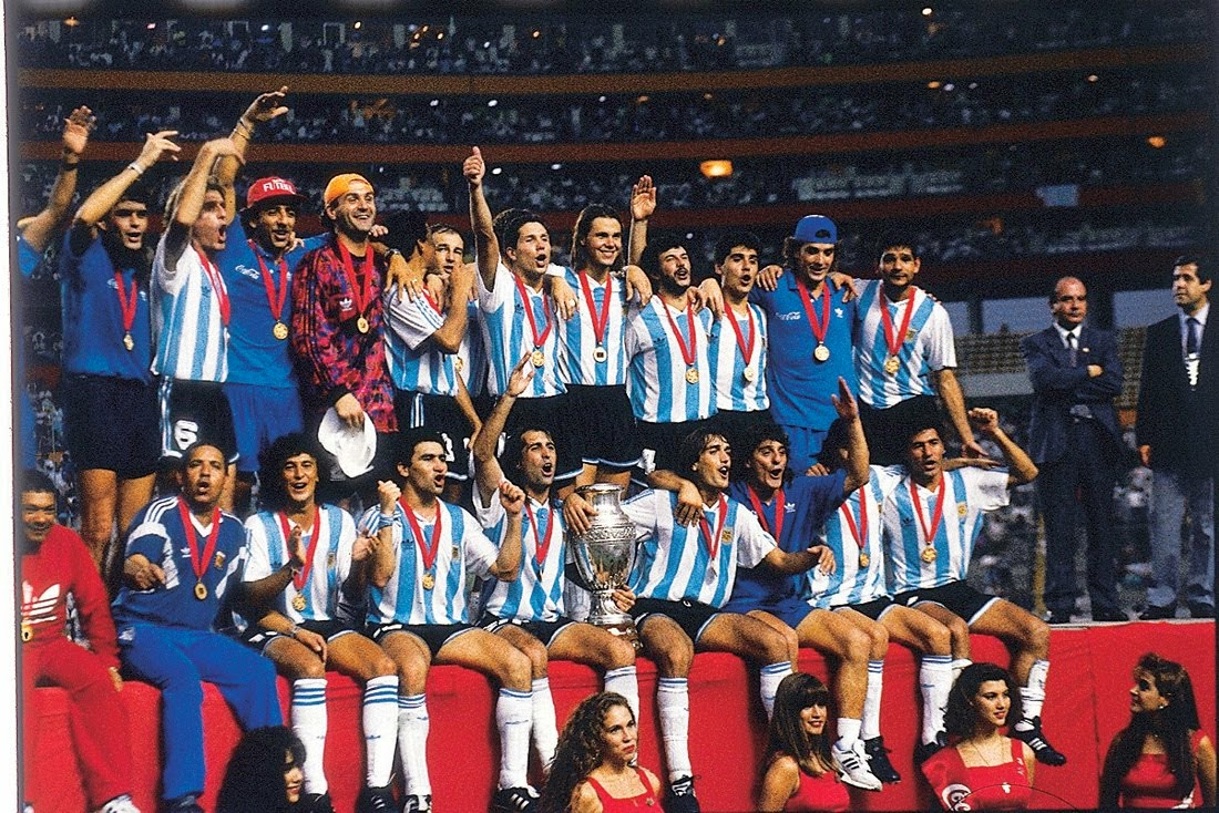 Image result for copa america 1993 final