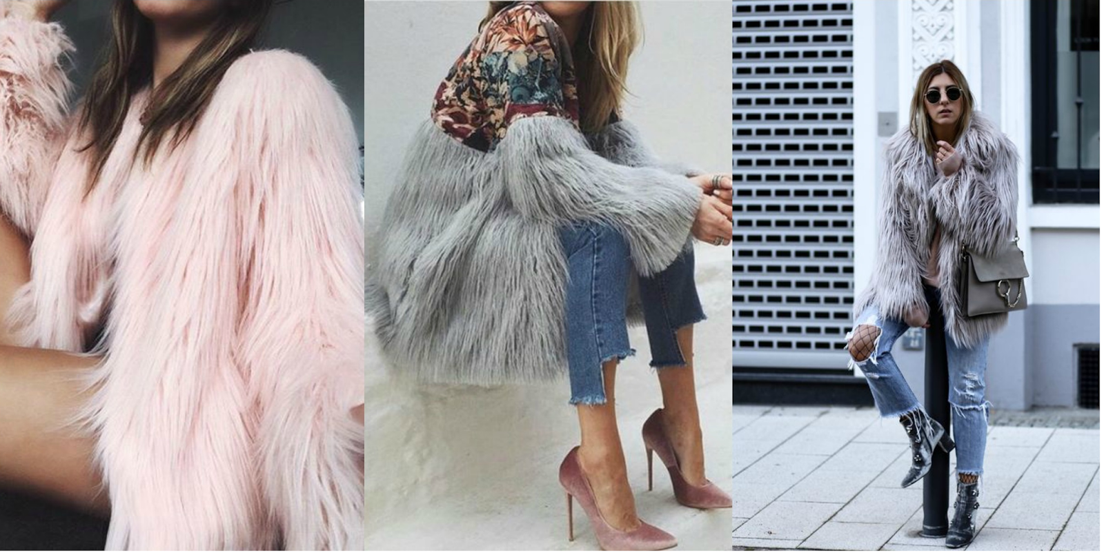 How To Style // Fur