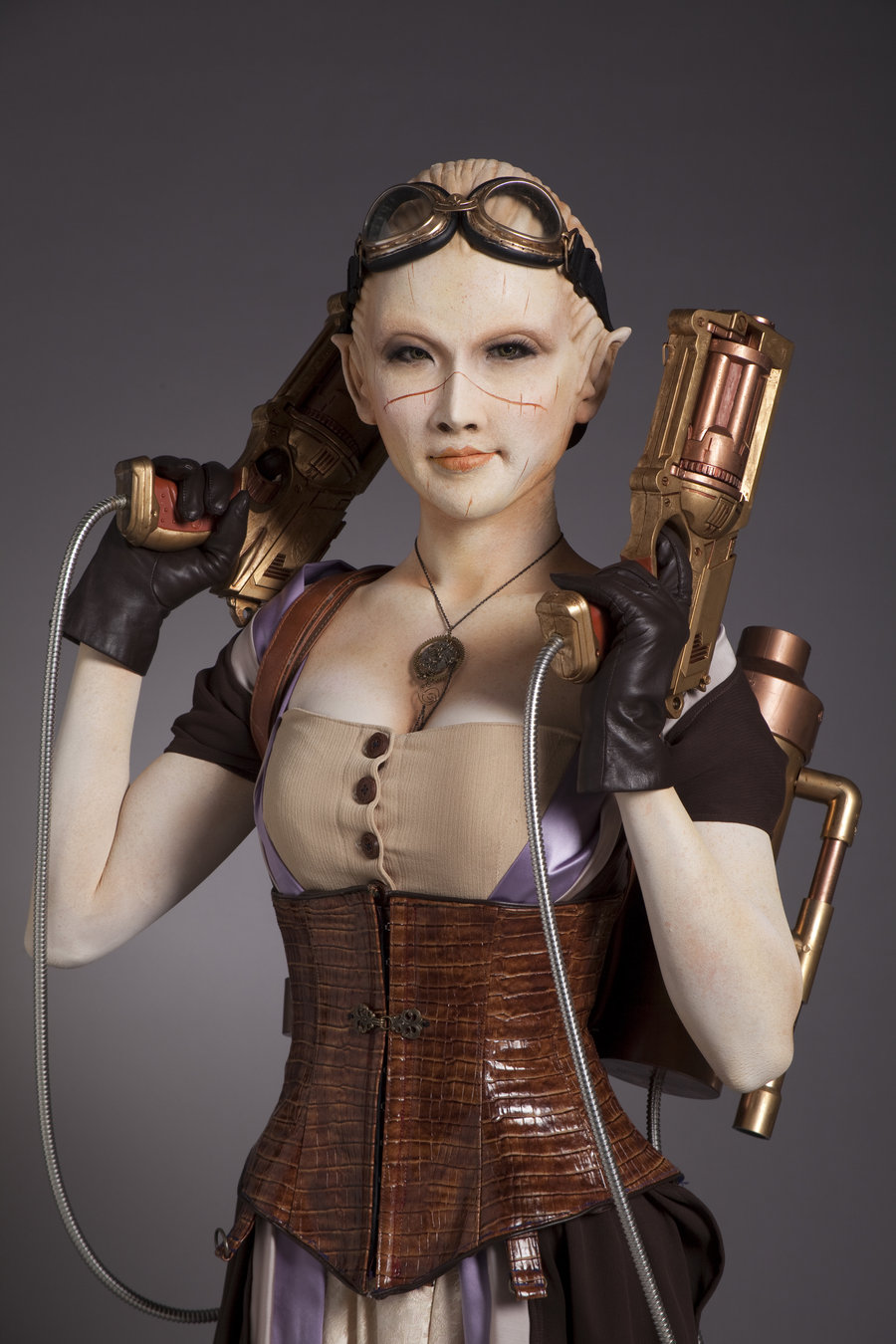 Sexy cosplay girl steampunk sexy cosplay girls - Steampunk style vestimentaire ...
