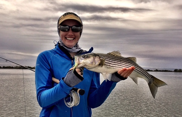 Click here to learn more about fishing the Delta for Striper