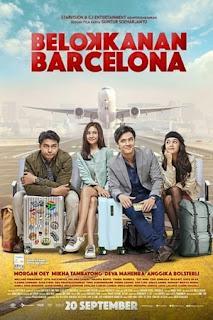 Download Film Belok Kanan Barcelona (2018) Full Movie