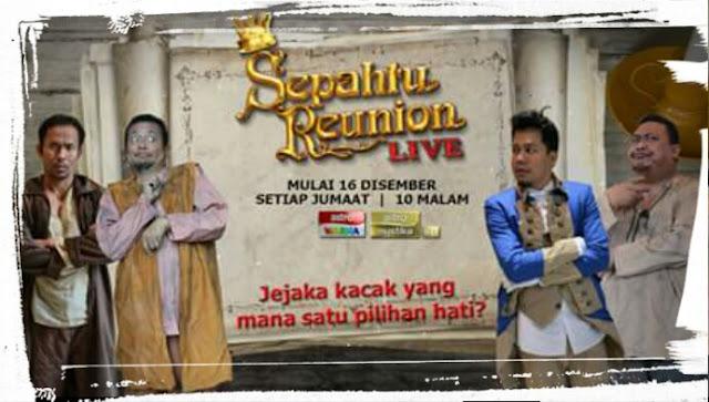 Sepahtu Reunion 2016 Online Kini Kembali