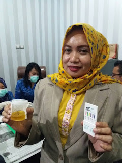 Ini Hasil Tes Urine Anggota DPRD Karawang