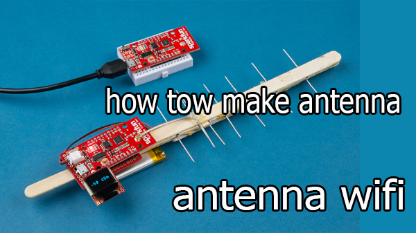 How to make yagi wifi antenna 20dbi for free at home easily