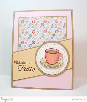 Thanks a Latte card-designed by Lori Tecler/Inking Aloud-stamps and dies from SugarPea Designs