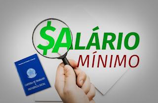 Senadores propõem que salário mínimo em 2019 seja de R$ 1.006, como estimou Congresso