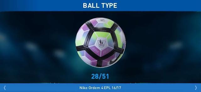 PES 2016 Nike Ordem 4 EPL Season 2016-2017