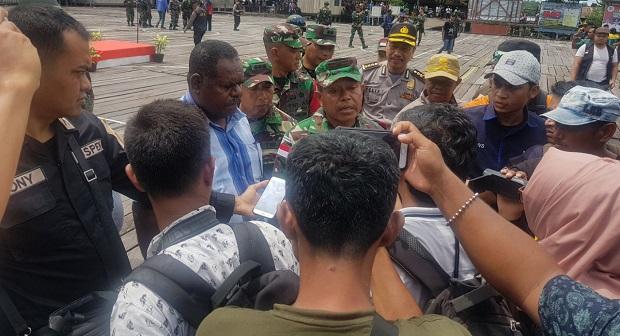 Satgaskes TNI Sebagai Satgas Terpadu yang Handal