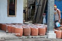 keramik pulutan minahasa