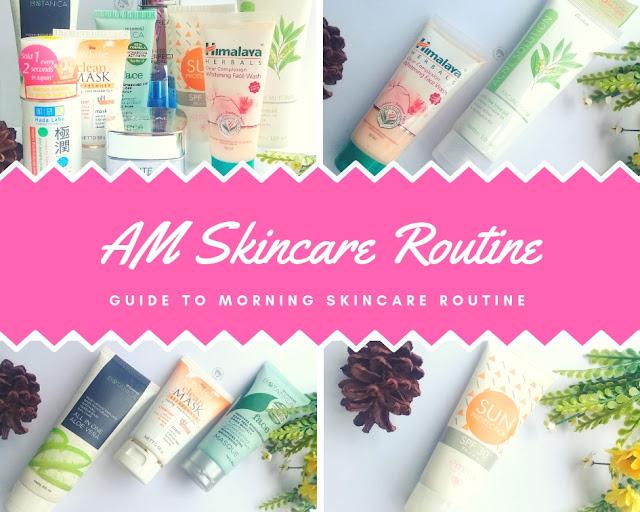 Morning Skincare Routine, pretty-moody.com, toner, skincare routine, skincare, layering skincare