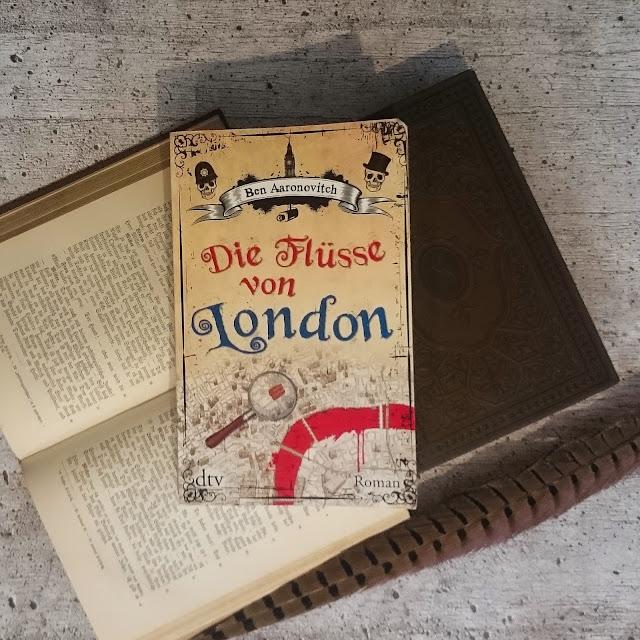 [Books] Ben Aaronovitch - Die Flüsse von London: Peter Grant Serie #1
