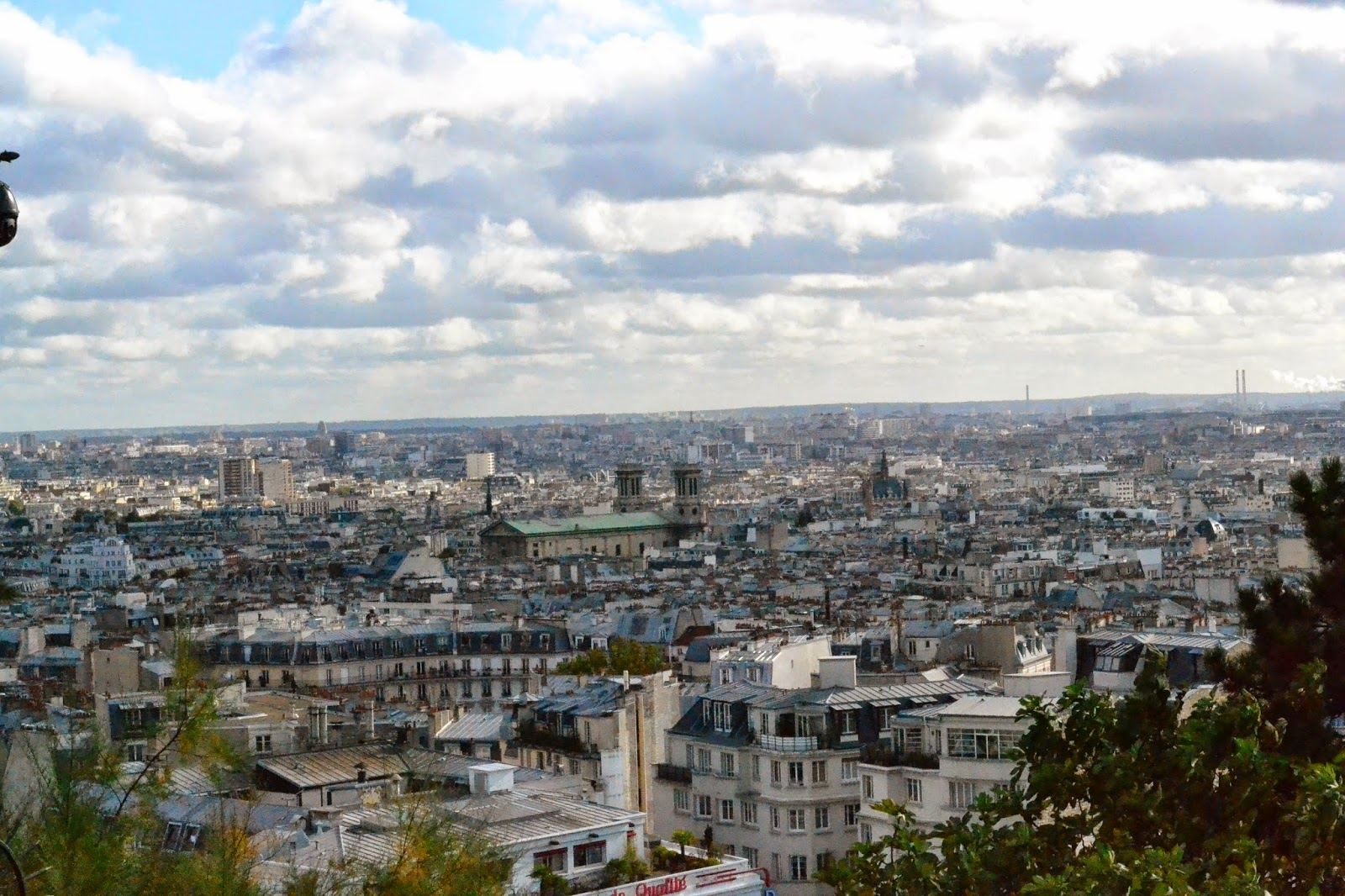 Montmartre, Paris, vistas