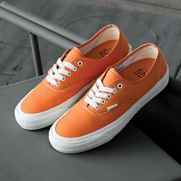 6953a0c5 Vans Vault Our Legacy Authentic Pro LX. OC Orange. VN0A38EZN87