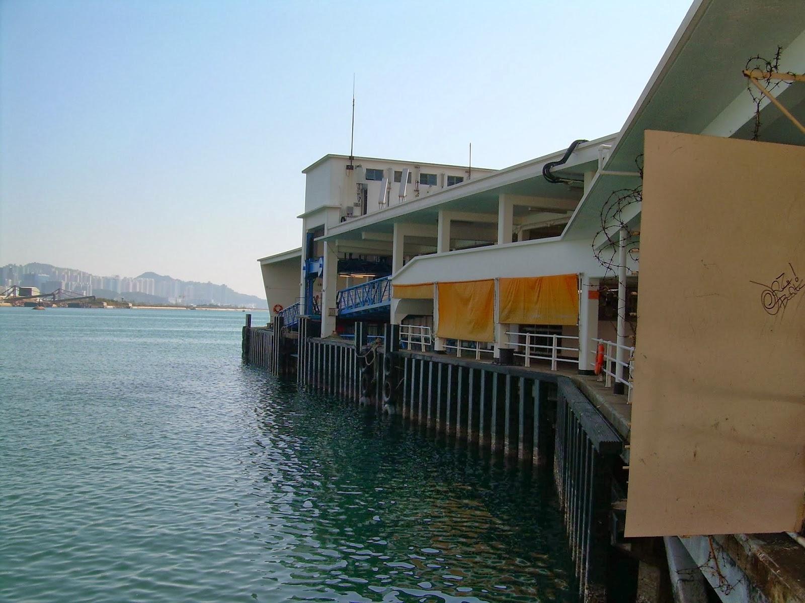 Hong Kong Walker香港遊 : 九龍城碼頭一帶Kowloon City Ferry Pier