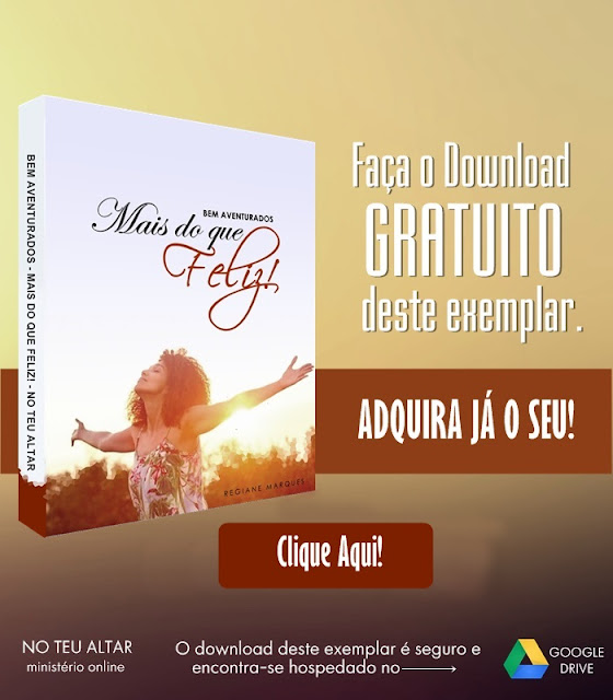 Fazer download ebook Bem aventurados - mais do que feliz - No Teu Altar Ministério Online