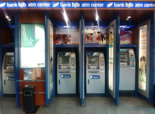 1300 Lokasi ATM Bank BJB  Lanjutan  | Lokasi ATM | CDM | CRM