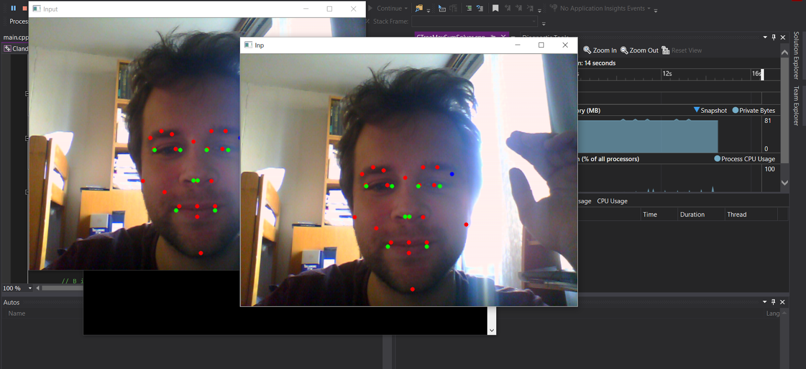 Funvision - computer vision, machine learning and opencv
