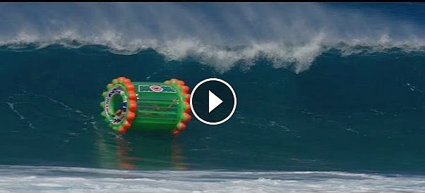 The Weirdest and Most Wonderful Waves of 2016